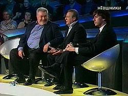 кресла Eros на НТВ