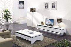 тумба под телевизор белая